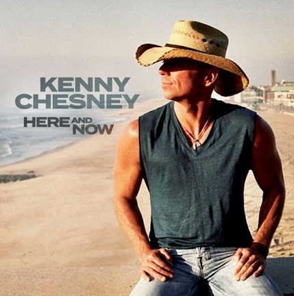 KENNY CHESNEY: 9TH TOP 200 ALBUM #1 DEBUT; 233+ FOR BILLBOARD TALLY