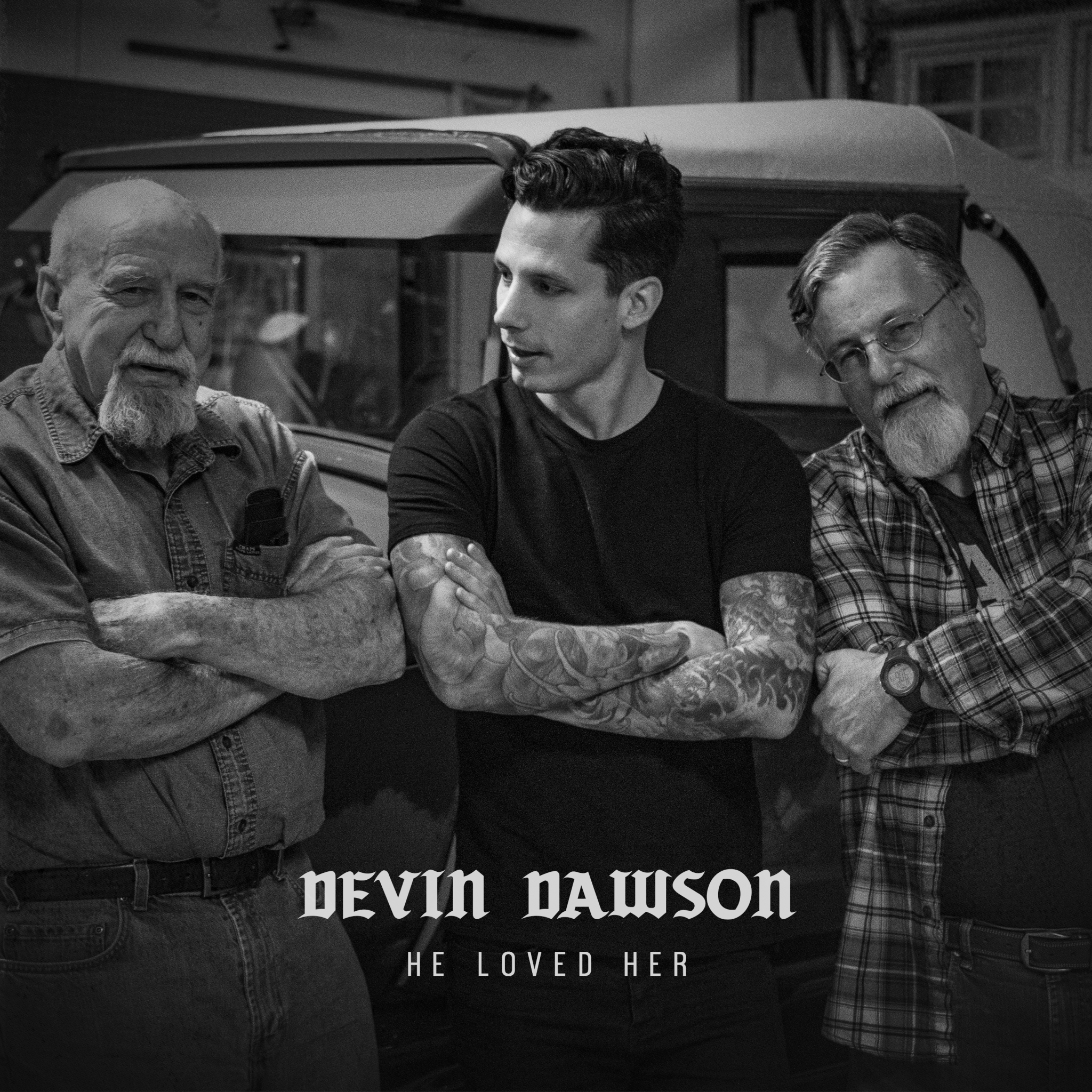 "DEVIN DAWSON WELCOMES GRANDPARENTS IN TRUE-TO-LIFE VIDEO FOR ""HE LOVED HER"""