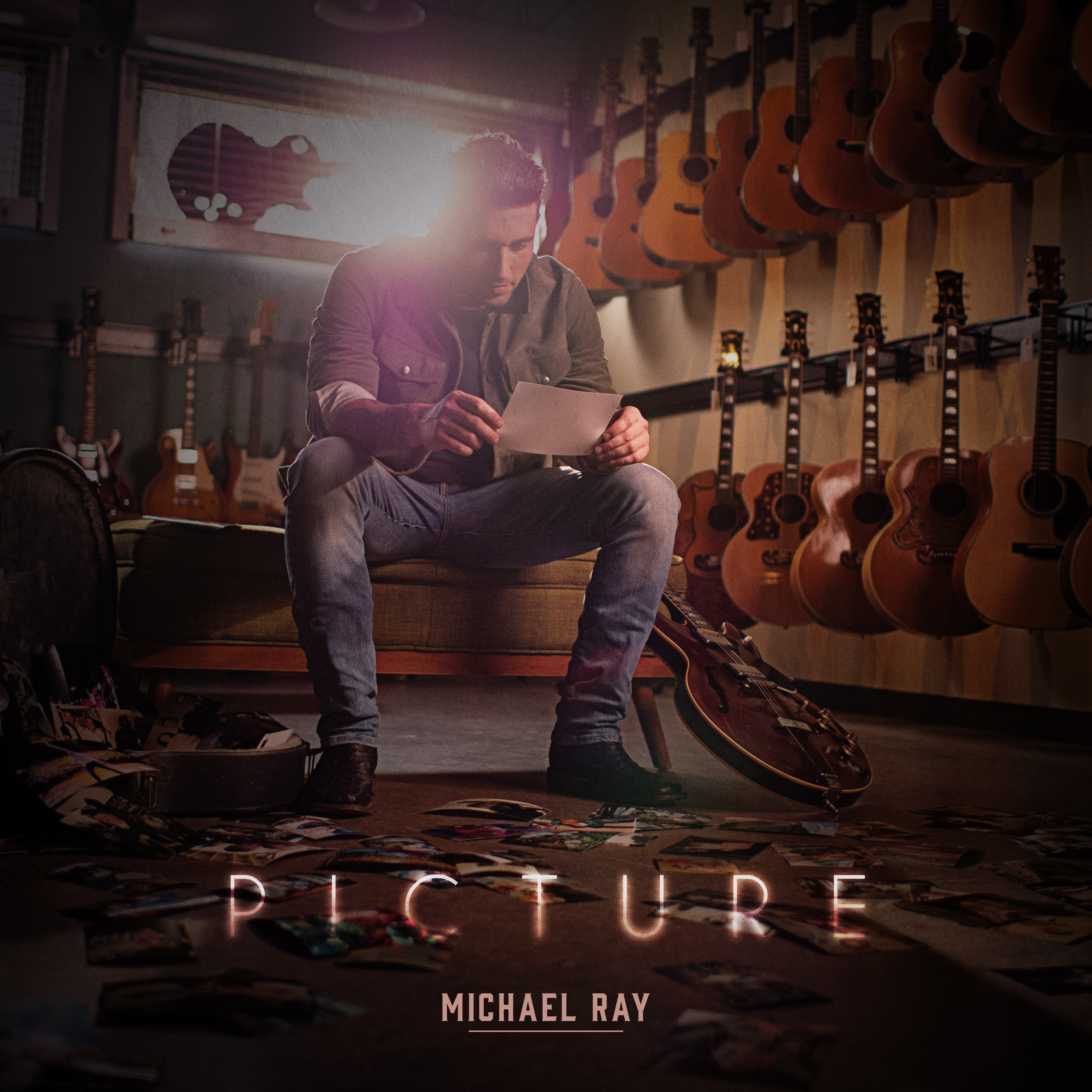"MICHAEL RAY TO RELEASE AUTOBIOGRAPHICAL TRACK ""PICTURE"" THIS FRIDAY, MAY 7"