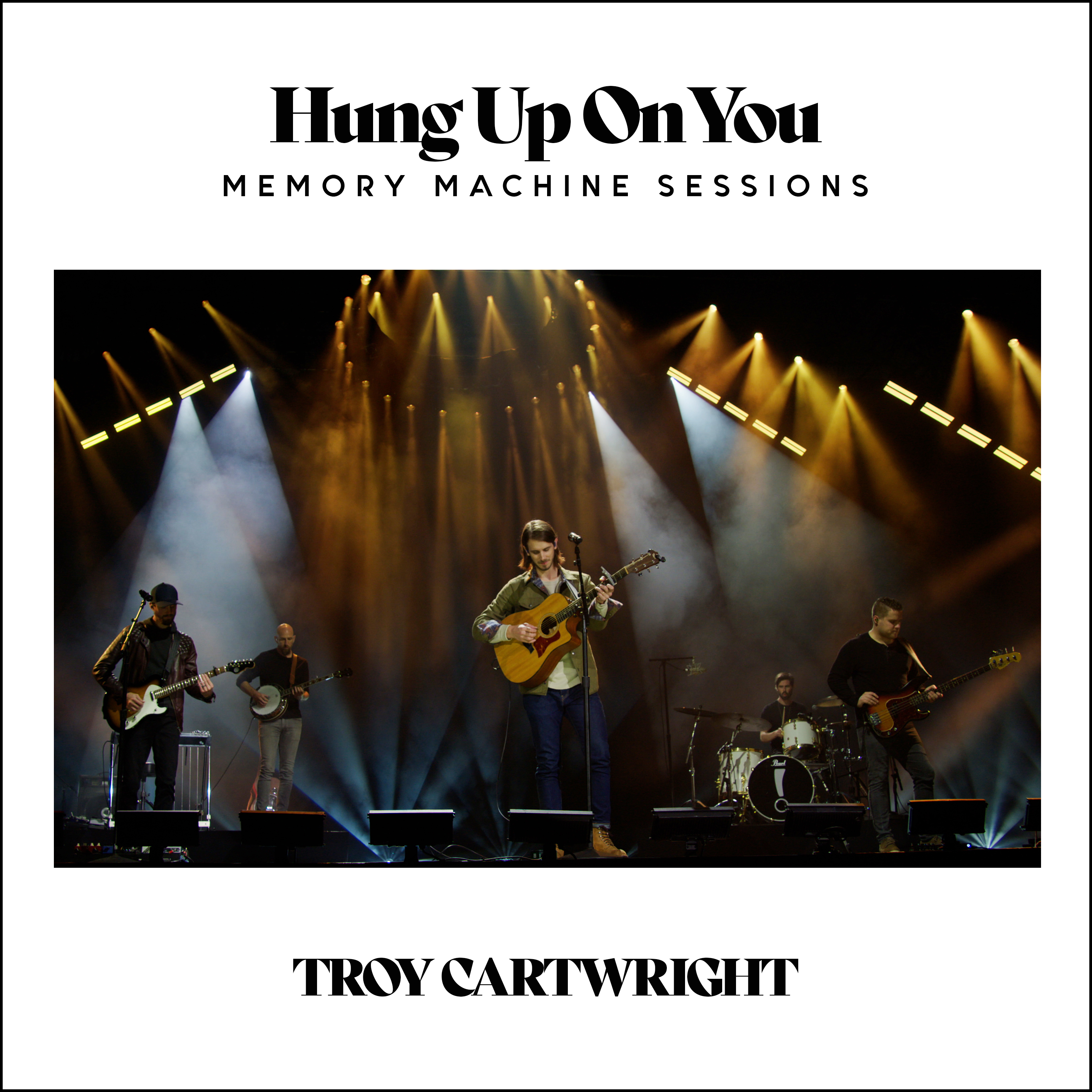 TROY CARTWRIGHT ANNOUNCES LIVE EP MEMORY MACHINE SESSIONS, SET TO RELEASE 5/21
