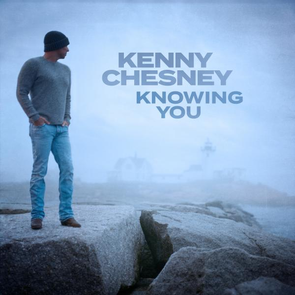 "KENNY CHESNEY GIVES RADIO JOY, LOSS + GRATITUDE w ""KNOWING YOU"""