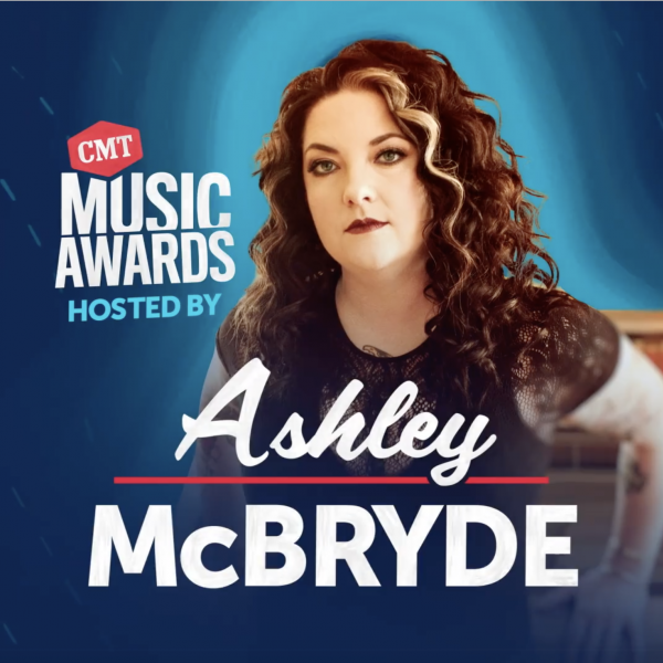 "ASHLEY MCBRYDE ANNOUNCED AS FINAL HOST OF THE ""2020 CMT MUSIC AWARDS"""